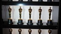 Piala Oscar. (Foto: Instagram terverifikasi @theacademy)