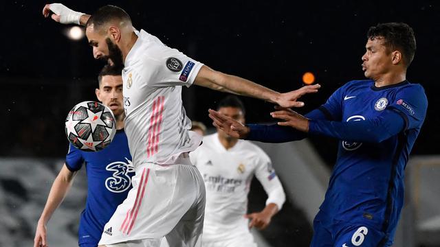 Liga Champions Real Madrid Vs Chelsea