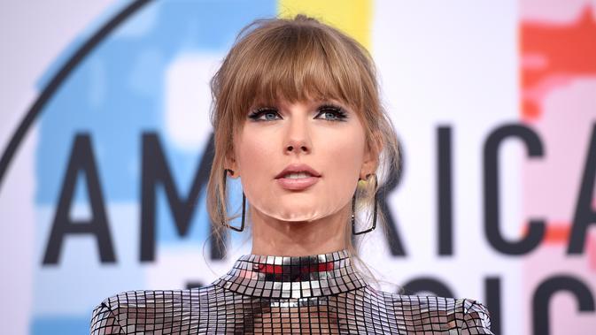 Ditanya Kapan Nikah, Taylor Swift Beri Jawaban Menohok