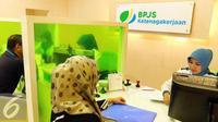 Jaminan sosial ketenagakerjaan menjadi kebutuhan dasar yang harus bisa dinikmati oleh masyarakat Indonesia, terutama pekerja disektor rentan.