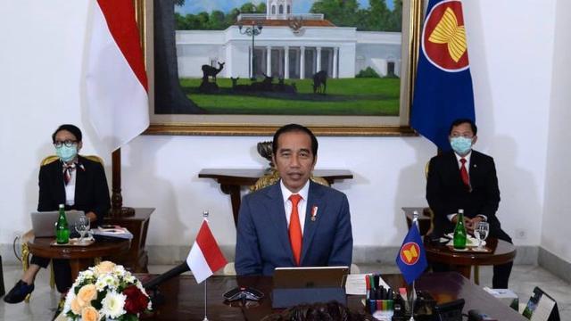 Pengaruh Diplomatik Indonesia Anjlok Akibat Buruknya Urus Pandemi COVID-19