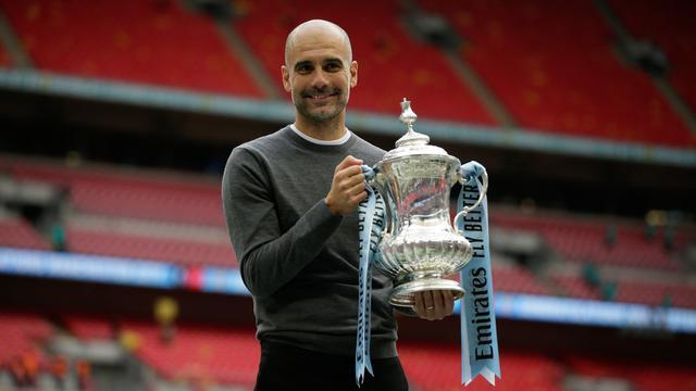 Pep Guardiola Kembali Tegaskan Kesetiaan terhadap Manchester City