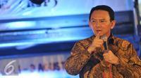 Gubernur DKI Basuki Tjahaja Purnama atau Ahok.