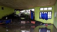 Banjir di Nualima, Kecamatan Lio Timur, Kabupaten Ende, Provinsi Nusa Tenggara Timur. (Liputan6.com/Istimewa)