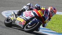 Rider asal Inggris, Sam Lowes, akan kembali berlomba di ajang Moto2 2019 bersama  Federal Oil Gresini Moto2. (Istimewa)