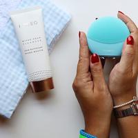 Cukup 30 detik, FOREO LUNA mini 3 mampu bersihkan kulit secara maksimal dengan hasil akhir kulit flawless dan glowing.