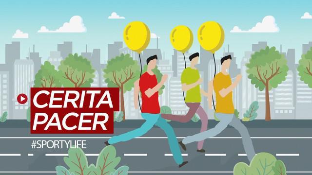 """Berita video Sportylife kali ini tentang pengalaman dua wanita bernama Shafiera Herdatami dan Sally Astuti yang sering berperan sebagai """"pacer"""" dalam sebuah event lari."""