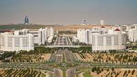 Ashgabat, Turkmenkistan (dok. Wikimedia Commons)