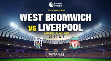 Prediksi West Bromwich ve Liverpool