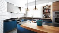 dekorasi dapur istimewa