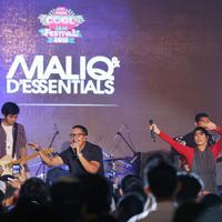 Maliq & D'Essentials (Nurwahyunan/bintang.com)