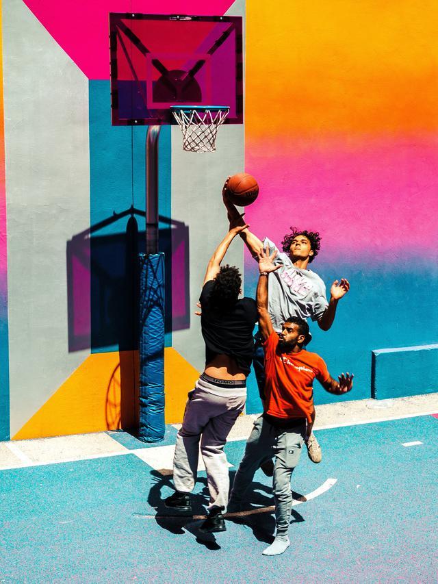 Sepatu Basket