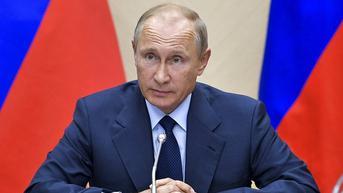 Presiden Rusia Vladimir Putin Telepon PM Italia Mario Draghi, Bahas Situasi Afghanistan