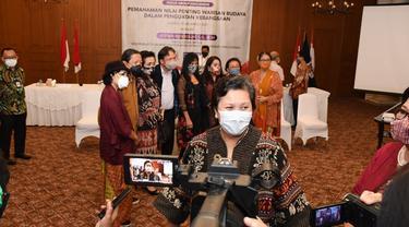 Hadapi Infiltrasi Budaya Asing, Lestari Moerdijat Dorong Penguatan Budaya Lokal
