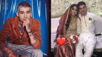 Pernikahan Safaa Malik, adik Zayn Malik (Sumber: Instagram/zayn/trishamalik1069)