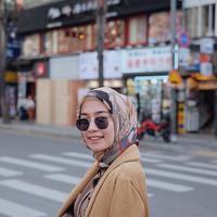Ramadan Hijab. (Foto: instagram/ megaiskanti)