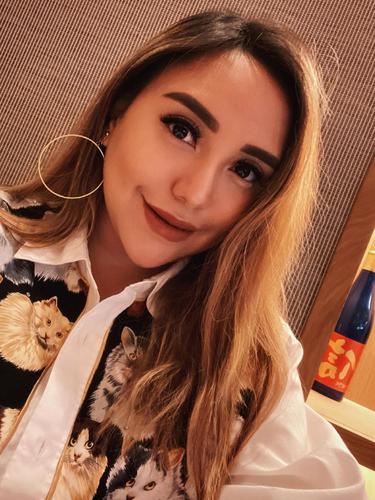 Salmafina Sunan. (Foto: Instagram @salmafinasunan)