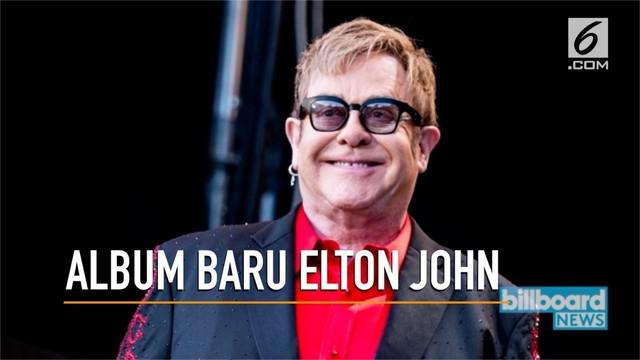 Album baru Elton John berisikan duet dirinya bersama sederet musisi besar dunia lain.