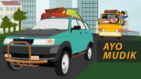 Sudahkah Anda mempersiapkan kendaraan untuk mudik lebaran menuju kampung halaman?