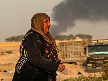 Turki Mulai Operasi Militer Sasar Kurdi di Suriah
