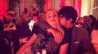 Sophie Turner dan Joe Jonas (Instagram/ sophiet)