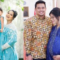Dikaruniai Anak Kedua, Ini 6 Potret Mesra Kahiyang Ayu dan Bobby Nasution (Sumber: Instagram/ayanggkahiyang)