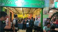 Pemilik Diskotek Berkedok Ruko Ice Cream Ditetapkan Tersangka. (Liputan6.com/Reza Efendi)