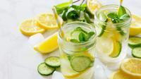 Manfaat Infused Water (iStockphoto)