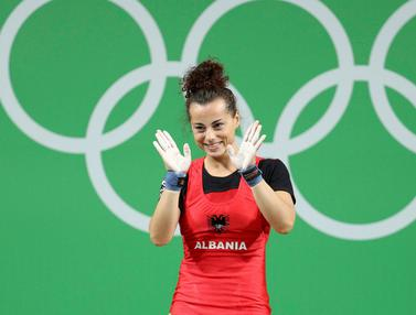20160808-Pesona Dibalik Tubuh Kekar Para Atlet Angkat Besi Wanita Olimpiade 2016