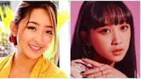 Potret cantik Dita karang sebelum debut jadi idol K-pop. (Sumber: Instagram/@ditajuseyo/@secretnumber.official)