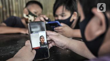 FOTO: Target Internet Gratis JakWiFi Selama Pandemi