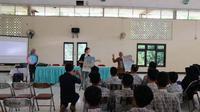 Bentuk Kontribusi Lewat Pendidikan Gizi dalam Momentum HGN 2021. foto: istimewa