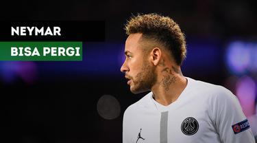Mirror mengabarkan Neymar bisa meninggalkan PSG pada musim panas mendatang.