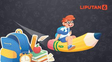 Banner Infografis Target Belajar Tatap Muka Juli 2021, Siapkah? (Liputan6.com/Abdillah)