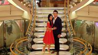Titi Kamal dan sang suami, Christian Sugiono (Source: Instagram)