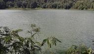 Danau Rana Mese berada di Desa Golo Loni, Kecamatan Rana Mese, Kabupaten Manggarai Timur, Nusa Tenggara Timur (NTT). (Liputan6.com/ Dionisius Wilibardus)