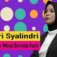 Ditanya soal solo karir, Tantri Syalindri tak mau tinggalkan KOTAK.