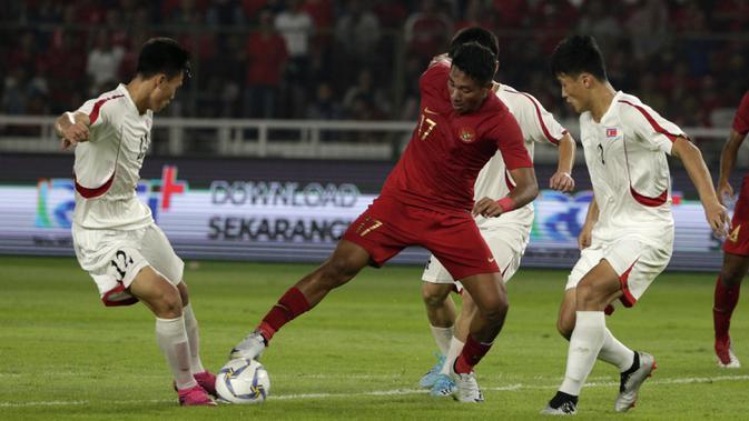 Serdy Ephy Fano Janji Tidak Akan Mengulangi Kesalahan Di Timnas Indonesia U 19 Indonesia Bola Com