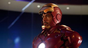 Robert Downey Jr. Konfrmasi Rencana Proyek Iron Man 4