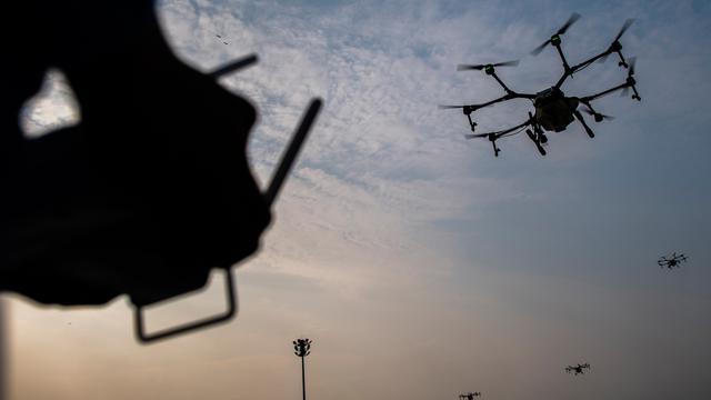 Thailand Kerahkan Drone Turunkan Hujan Buatan