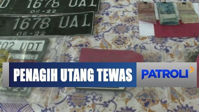 Pemilik utang di Cianjur, Jawa Barat, membunuh penagih hutang lalu jasadnya dibuang ke jurang.