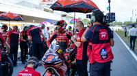 Melihat Kiprah Ridingstyle Bersama Indonesian Racing di MotoGP 2021 (Ist)