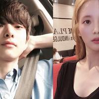 Han Seo Hee dan Jung Da Eun (via Koreaboo)