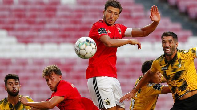 Ruben Dias, Benfica