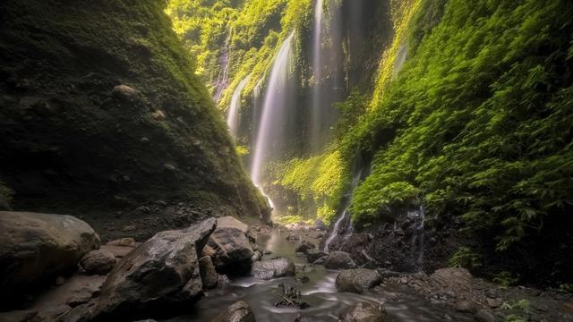 Panorama Alam Indah 5 Wisata Alam,di Ngawi