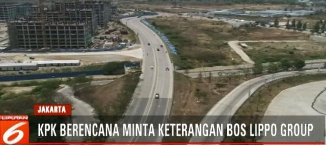 Tersangka dari pihak Pemkab Bekasi menerima Rp 7 miliar dari komitmen fee sebesar Rp 13 miliar atas perijinan proyek hunian Meikarta.