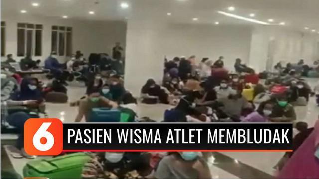 Dikhawatirkan tak mampu menampung lonjakan pasien Covid-19, pengelola Rumah Sakit Darurat Covid-19 (RSDC) Wisma Atlet berencana membuka Tower 8 di Pademangan, Jakarta Utara. Sebelumnya sempat beredar video membludaknya pasien RSDC Wisma Atlet, yang d...