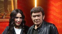 Rhoma Irama dan Rita Sugiarto kembali berkolaborasi