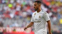 1. Real Madrid (305 juta euro) - Pembelian Eden Hazard, Luka Jovic, Eder Militao, Ferland Mendy, Rodrygo. (AFP/Christof Stache)