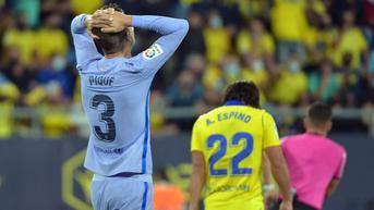 Hasil La Liga: Barcelona Gagal Menang Lagi, Ditahan Cadiz